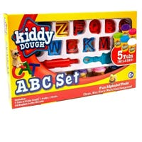 Kiddy Dough ABC Set