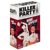 Killer Party Bone Appétit Card Game