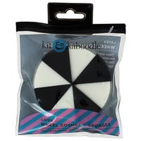 Kit and Kaboodle Latex Wheel Cosmetic Sponges