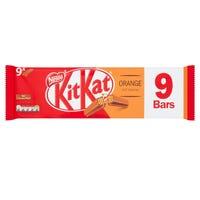 Nestle KitKat Orange 9 Pack