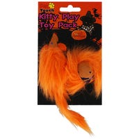 Novelty Ball and Mouse Cat Toys Assorted