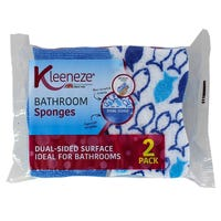 Kleeneze Bathroom Sponges 2 Pack
