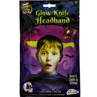Halloween Knife Headband