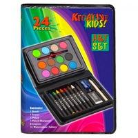 Kreative Kids Art Set 24 Piece