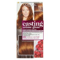 L'Oreal Paris Casting Creme Gloss Golden Henna 543 Hair Colour