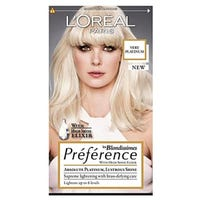 L'Oreal Preference Permanent Platinum Blonde 6L