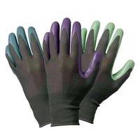 Ladies Seed and Weed Gardening Gloves 3 Pack