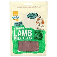 Good Boy Lamb Fillets 80g