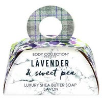Body Collection Lavender and Sweet Pea Luxury Soap