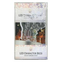LED Colour Changing Desk Reindeer Decoration