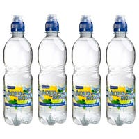 Aqua Roma Spring Water Lemon and Lime 4 Pack