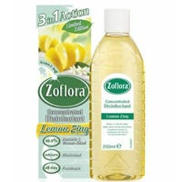 Zoflora Disinfectant Lemon Zing 250ml