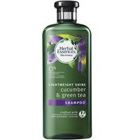 Herbal Essence Lightweight Shine Cucumber and Green Tea Shampoo 400ml
