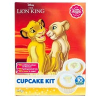 Disney Lion King Cupcake Kit 161g