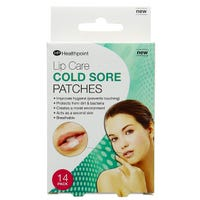Health Point Cold Sore Patches 14 Pack