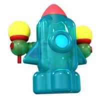 Lite Poppers Rocket