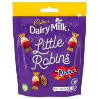 Cadbury Dairy Milk Little Robins Daim 77g