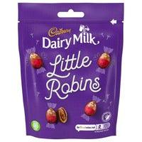 Cadbury Dairy Milk Little Robins 88g