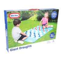 Little Tikes Giant Draughts Playset