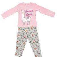 Llama Pyjamas Size 2-3 Years