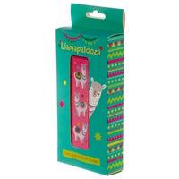 Llamapalooza Portable USB Charger and Keyring