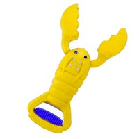 Lobster Sand Toy Yellow