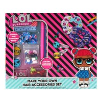 LOL Surprise Make Your Own Hair Accessories Set