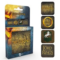 Lord Of The Rings Coaster 4 Pack