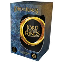 Lord Of The Rings One Ring Coloured Glass