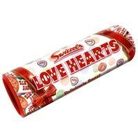 Swizzels Gift Tube Love Heart 108g
