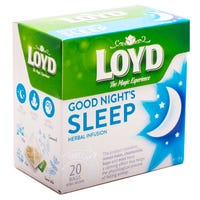 Loyd Good Night Sleep Herbal Tea 20 Pack