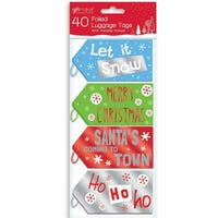 Luggage Tags 40 Pack
