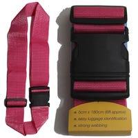 Luggage Strap Pink 5cmx1.8m
