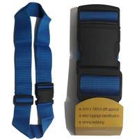 Luggage Strap Blue 5cmx1.8m
