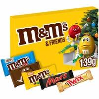 M&M's Friends Medium Selection Box 139g