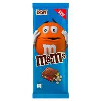 M&M Crispy Block 150g