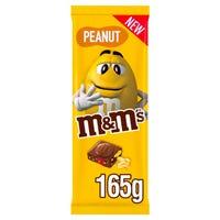 M&M Peanut Block 165g