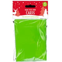 Make Your Own Christmas Cards Assorted