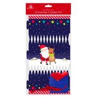 Make Your Own Christmas Cracker Kit in Santa Design