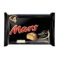 Mars Bars Snack Size 4 Pack