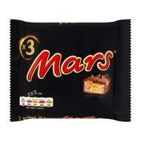 Mars 3 Pack