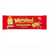 Maryland Oaty Cookie Bar 6 pack