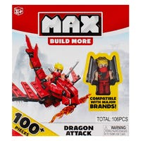 Max Build More Dragon Attack Set 100 Pieces