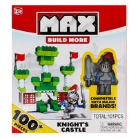 Max Build More Knight's Castle Set 100 Pieces