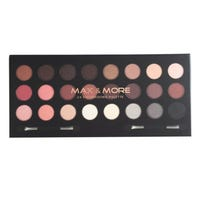 Max & More Eye Shadow Palette Rose