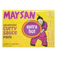 Maysan Concentrated Curry Sauce Paste Extra Hot