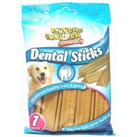 * Dog Dental Sticks 7 Pack