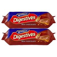 McVitie's Milk Chocolate Digestives 266g