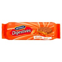 McVitie's Marmalade on Toast Digestives 250g