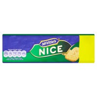McVities Nice Biscuits 250g